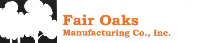 Fair Oaks Manufacturing Co., Inc. Logo